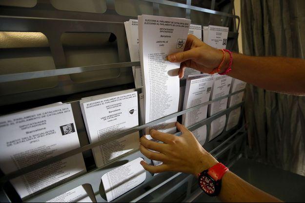 Les élections régionales ont lieu ce dimanche en Espagne.