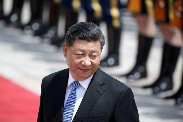 Le président chinois Xi Jinping en 2019.