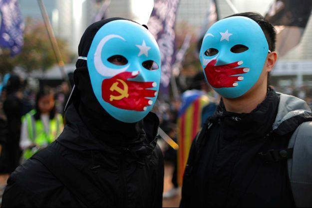 Ouighours Hong Kong