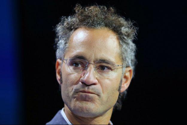 Alex Karp, le co-fondateur de Palantir.