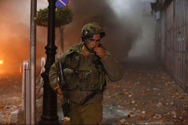 La Cisjordanie s'embrase.