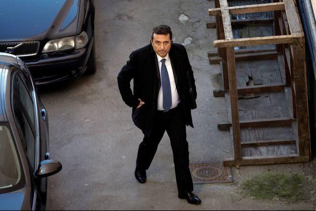 L'ancien capitaine Francesco Schettino