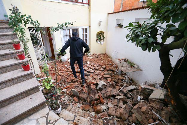 La Croatie a été touchée par un séisme mardi.