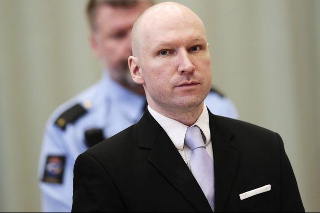 Anders Behring Breivik a gagné son procès intenté contre l'Etat norvégien.