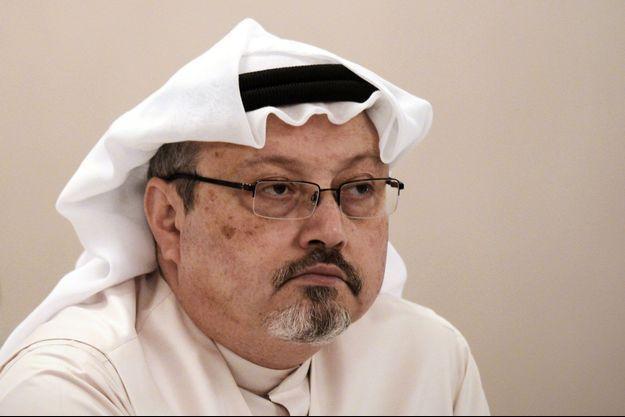 Jamal Khashoggi en décembre 2014.