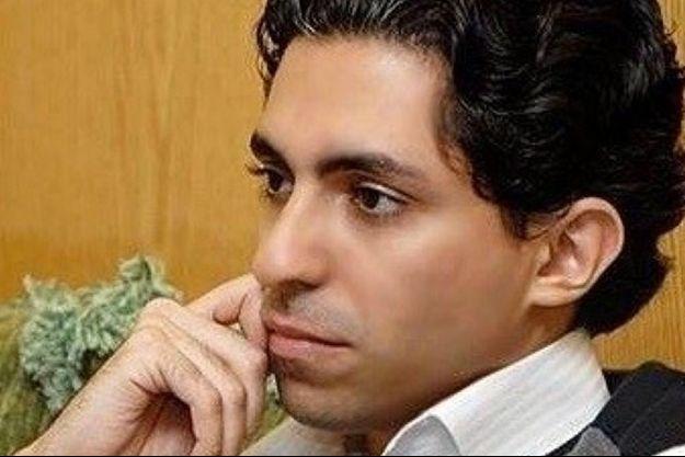 Raif Badawi, 31 ans, blogueur muselé par le royaume d'Arabie saoudite.