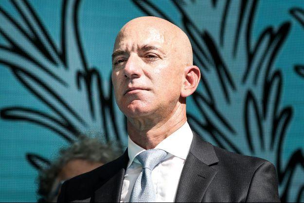 Jeff Bezos à Istanbul en octobre 2019.