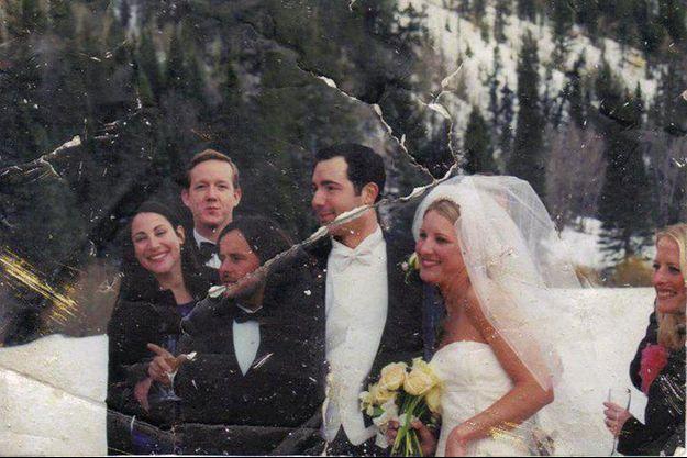 Cette photo avait été retrouvée dans les décombres de Ground Zero. Elle retrouvera son propriétaire lundi.