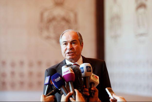 Le Premier ministre jordanien Hani Mulqi