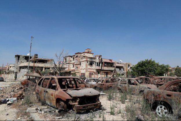 Des combats ont eu lieu à Benghazi entre progouvernementaux et rebelles islamistes, le 24 avril dernier.
