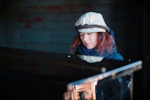 La pianiste franco-ukrainienne Nathalia Romanenko a joué une œuvre d'un des compositeurs juifs assassinés dans le camp d'Auschwitz.