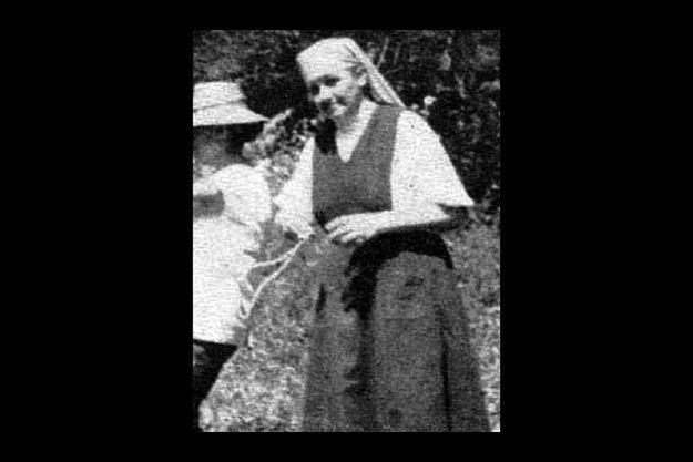 La soeur Léonie.