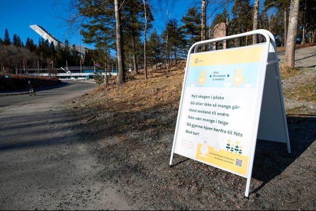 La Norvège a lancé une application de traçage pour lutter contre le coronavirus (image d'illustration).