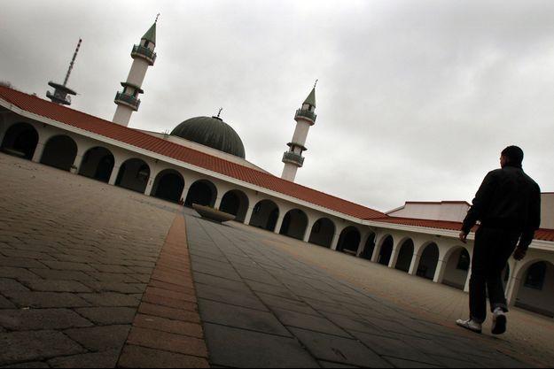 Illustration d'une mosquée en Suède. Ici, la mosquée de Malmo.