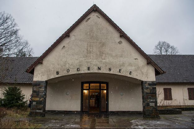 L'ancienne villa de Joseph Goebbels