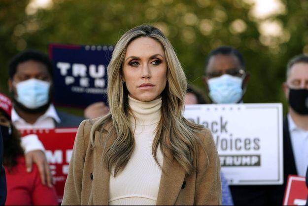 Lara Trump, le 4 novembre 2020 à Philadelphie.