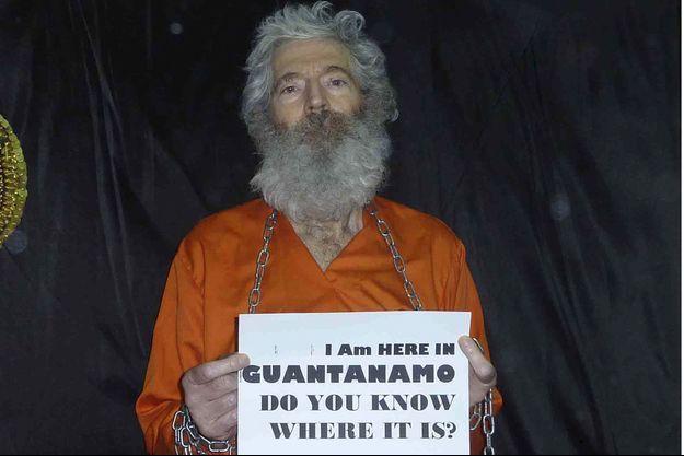 Robert Levinson est porté disparu depuis 2007 en Iran.
