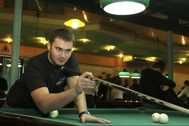 Viktor Ianoukovitch Jr, photographié en avril 2010, est mort noyé dans l'eau glacée du lac Baïkal.