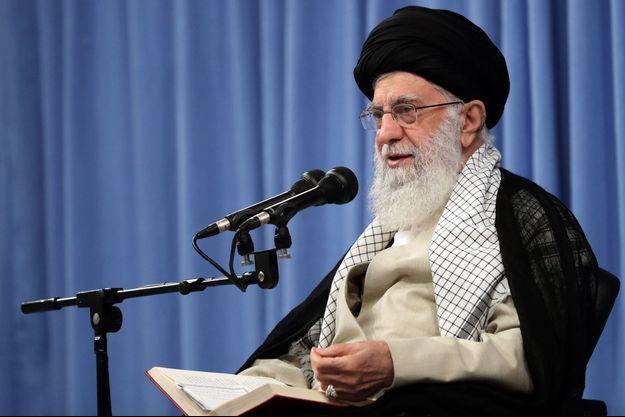 Le guide suprême iranien, Ali Khamenei, le 17 septembre 2019.