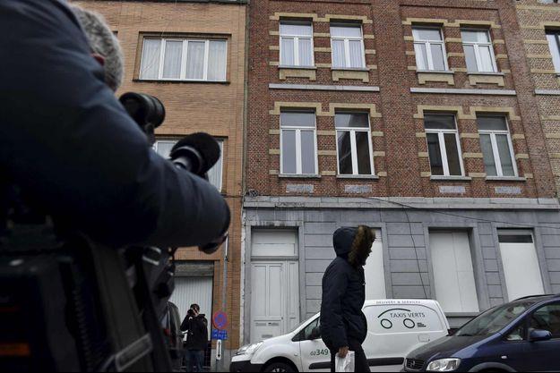 Salah Abdeslam était planqué chez la mère d'Abid Aberkane, dans la commune bruxelloise de Molenbeek, en Belgique.