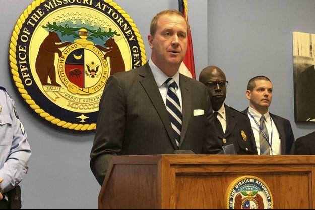 Le procureur général du Missouri Eric Schmitt, en novembre 2019.