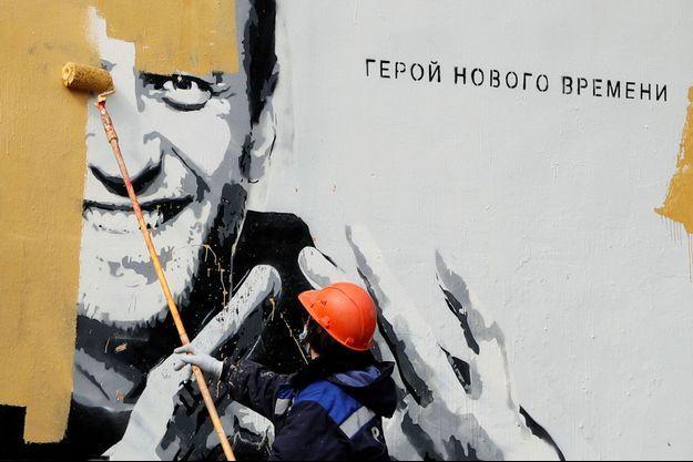 L'organisation d'Alexeï Navalny a été interdite en Russie.