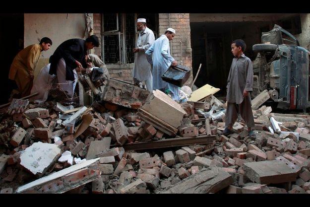 Le 16 octobre dernier, un attentat à la bombe avait déjà causé de nombreux dégâts dans la ville de Peshawar.