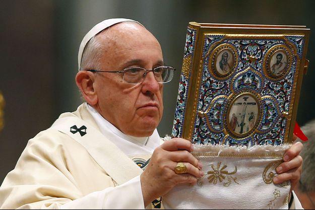 Le pape François dimanche en Arménie