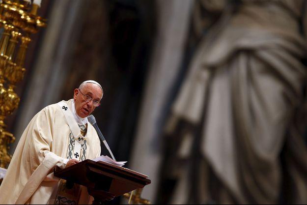 Le pape François s'exprimait à l'ouverture d'une messe pour les fidèles de rite catholique arménien.