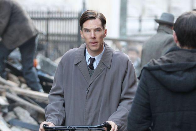 Benedict Cumberbatch sur le tournage du biopic consacré à Alan Turing.