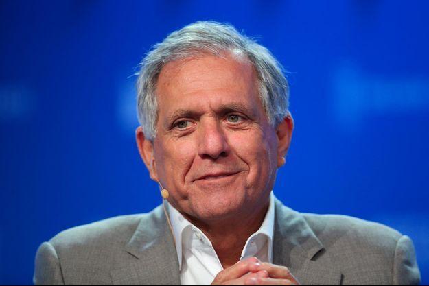 Leslie Moonves, l'ancien PDG de CBS.