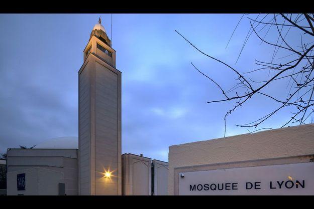La Grande mosquée de Lyon figure sur l'étrange liste dressée par le Pentagone.