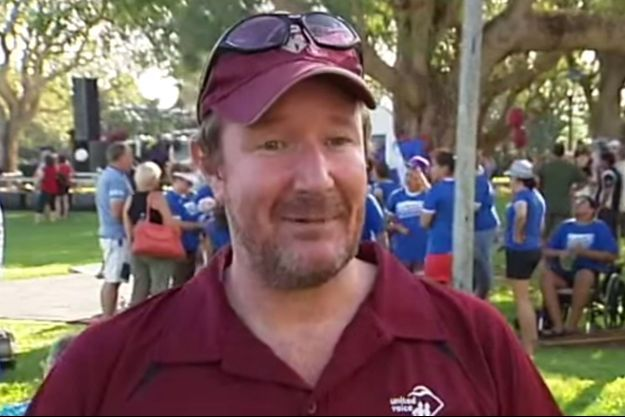 Matthew Gardiner, politicien australien, est parti combattre Daech en Syrie.