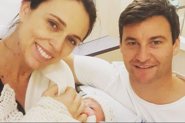 Le Première ministre néo-zélandaise a accouché d'une petite fille.