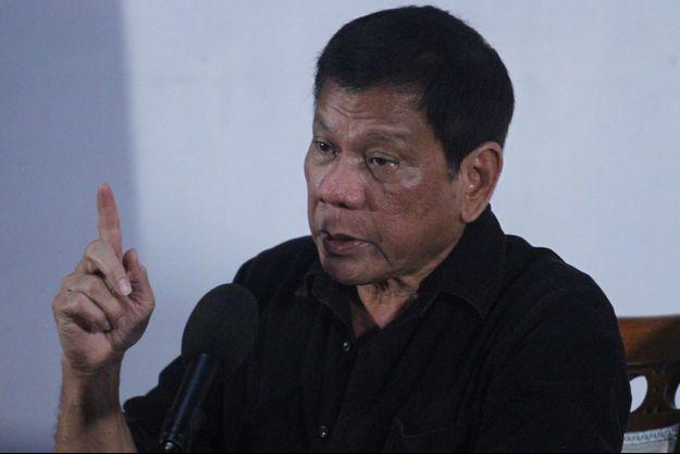 Rodrigo Duterte prendra bientôt ses fonctions en tant que président des Philippines.