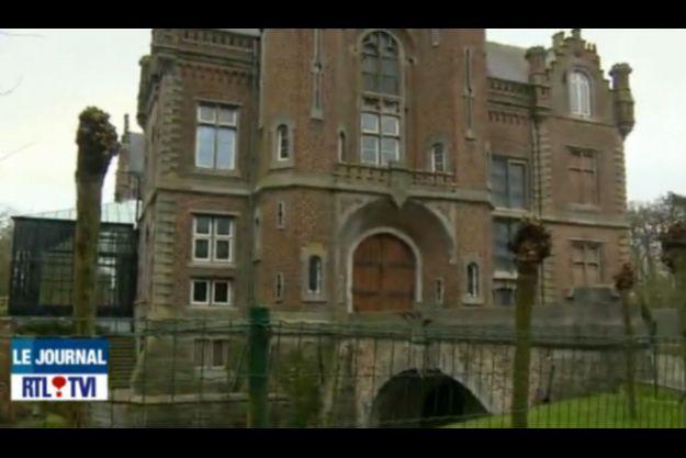 C'est au château d'Estaimbourg que la jeune fille a été retrouvée.