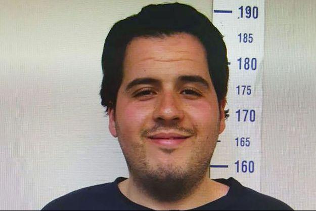Ibrahim El Bakraoui, l'un des terroristes de l'attentats de Bruxelles.