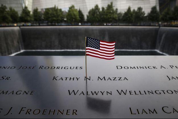 Le mémorial du 11 septembre à New York