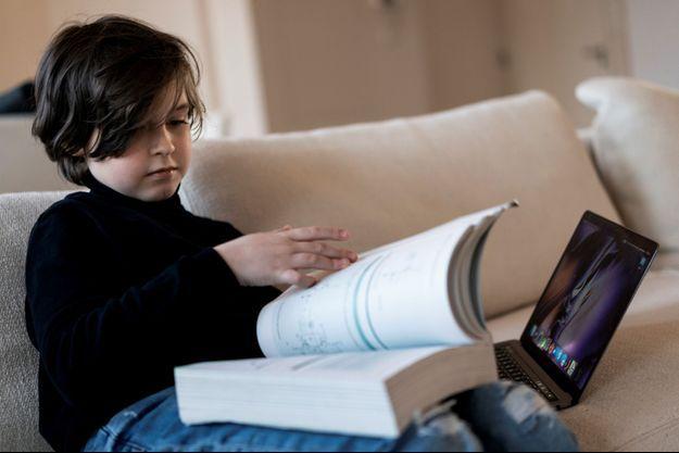 Laurent Simons, 9 ans, a mis un terme à ses études.