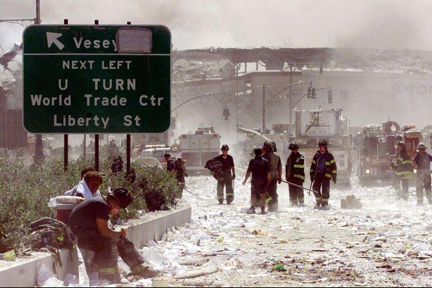 Les pompiers de New York ont payé un lourd tribut à la tragédie du 11-Septembre.