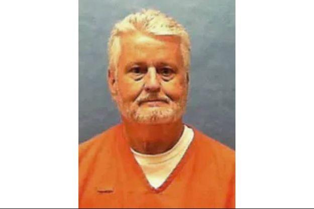 """Robert Long, dit """"Bobby"""", 65 ans, a été exécuté en Floride."""