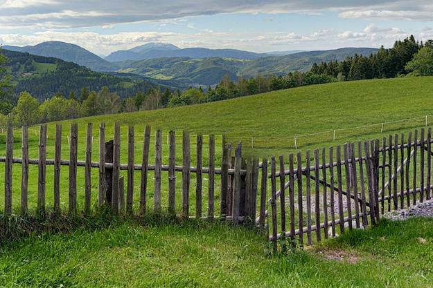 Sankt Corona am Wechsel, en Autriche.