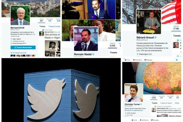 A l'instar des Britanniques, les Français essayent de brancher leurs diplomates sur les réseaux sociaux