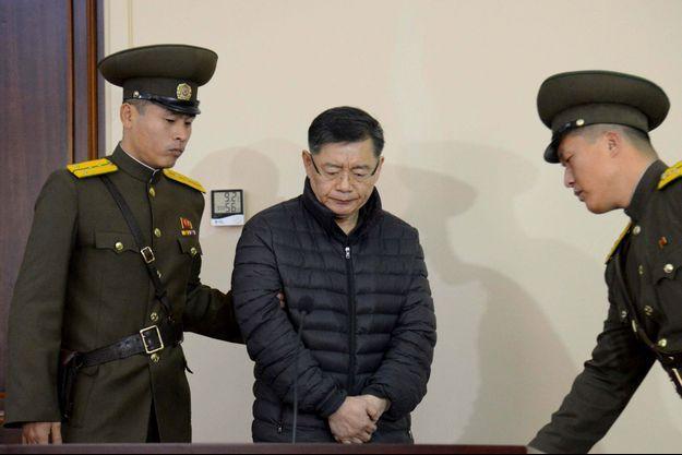 Hyeon Soo Lim a été libéré.