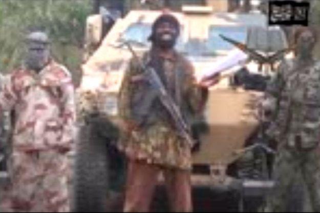 Le chef du groupe extrémiste Abubakar Shekau