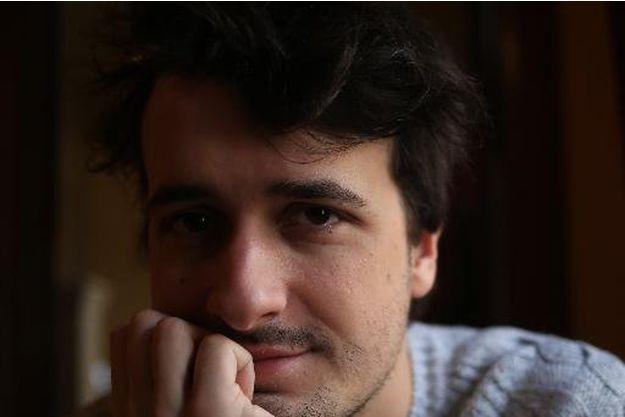 Le journaliste français Loup Bureau
