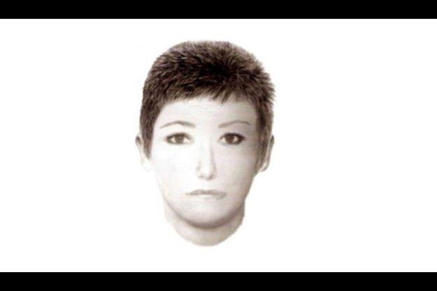 Voici le portrait robot diffusé par les détectives de la possible suspecte ressemblant à Victoria Beckham.