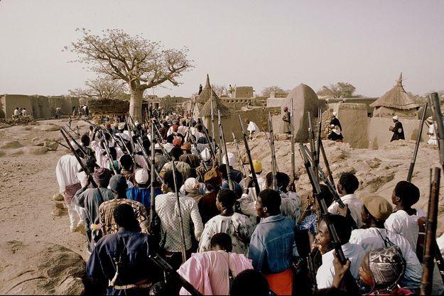 Les Dogons sont accusés d'avoir commis le massacre (photo d'illustration).