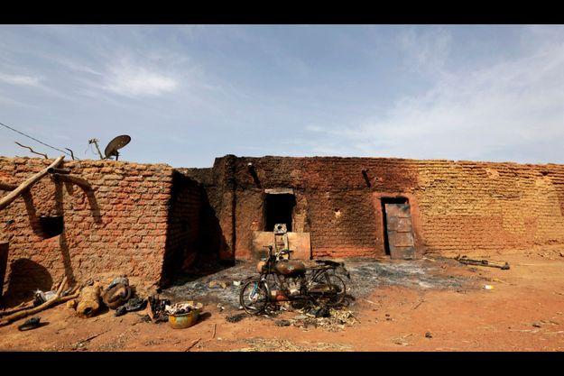 Des combats ont opposé l'armée malienne aux islamistes à Konna.