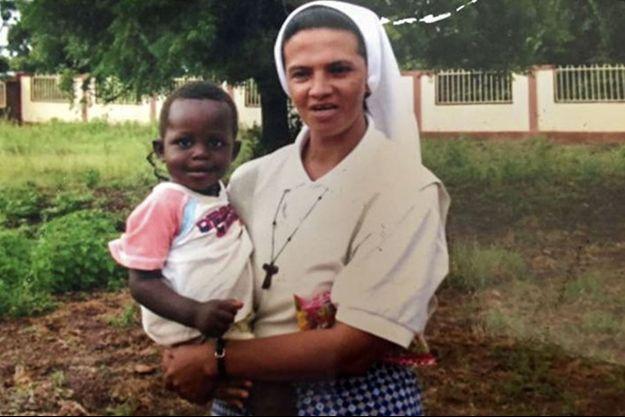 La religieuse colombienne Gloria Cecilia Narvaez Argoti, enlevée mardi au Mali.